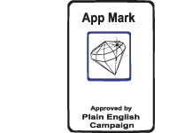 Plain English App Mark