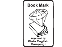 Plain English Book Mark