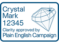 Accreditation - Crystal Mark