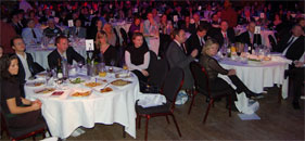 Audience at the 2007 Awards